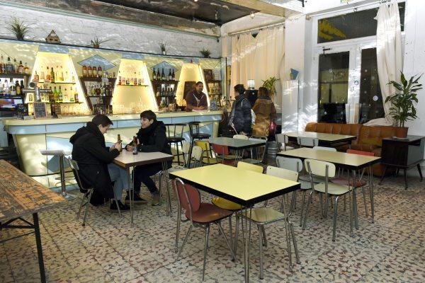 Bar de la Taverne Gutenberg