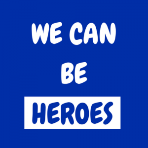 logo we can be heroes