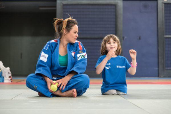 Olympiades du Vivre Ensemble 2018 (judo)